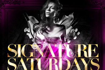 Signature Saturdays - Club Night in London.