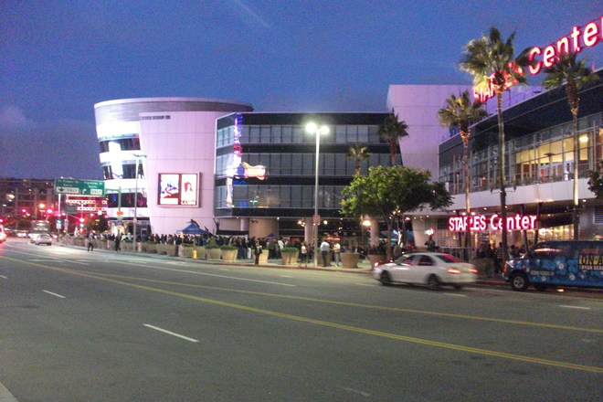Photo of LA Live