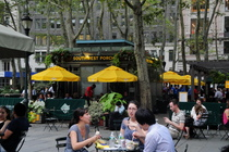 Bryant Park - Outdoor Activity | Park | Square in New York.