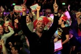 World Darts Championship - Gaming Event in London.