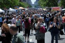 40th Annual Ninth Avenue International Food Festival - Food Festival | Food &amp; Drink Event | Street Fair in New York