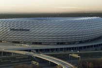 Allianz Arena - Stadium in Munich.