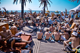 Fun in the Sun! Beach Bars in the US and Europe