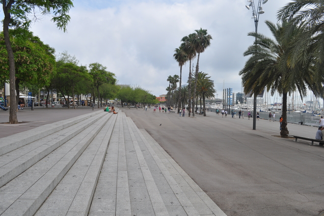 Photo of Port Olimpic / Barceloneta, Barcelona