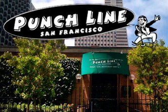 Punch Line Comedy Club San Francisco CA Party Earth - Punchliner comedy club