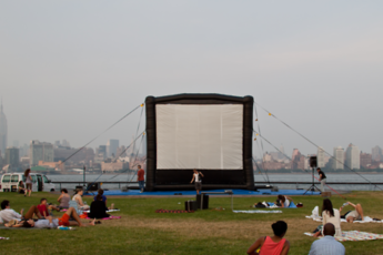 Movies Under The Stars - Movies in New York.