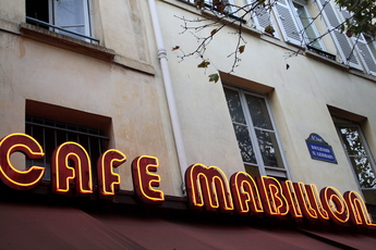 Caf Mabillon - Bar | Caf in Paris.