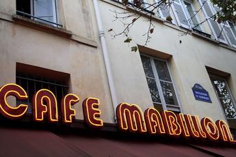 Café Mabillon - Bar   Café in Paris.