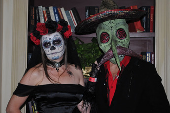 Hawthorne Hotel Halloween Ball - Costume Party | Holiday Event in Boston.