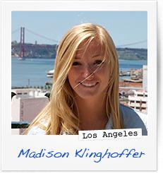 Madison  Klinghoffer