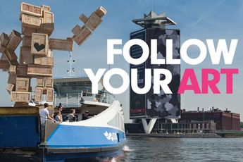 Affordable Art Fair Amsterdam - Art Exhibit   Shopping Event in Amsterdam.