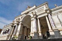 Palazzo delle Esposizioni - Museum in Rome.