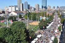 Berklee BeanTown Jazz Festival - Music Festival in Boston.