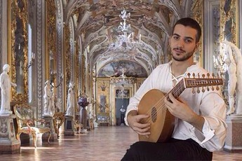 Caravaggio and the Phantom of the Lute Player - Performing Arts | Concert | Art Exhibit in Rome.