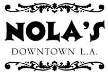 Nola's in Los Angeles.