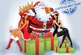 New York Bad Santa Bar Crawl - Pub Crawl | Holiday Event in New York.
