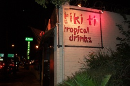 Tiki-Ti - Dive Bar | Tiki Bar in Los Angeles.