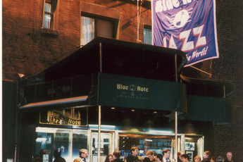Blue Note - Bar | Jazz Club | Restaurant in New York.