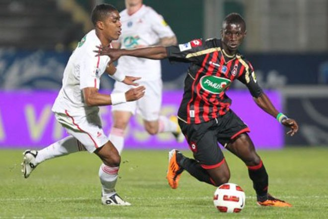 Photo of OGC Nice vs. AJ Auxerre