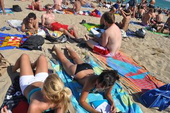 Barceloneta Beach - Beach | Outdoor Activity in Barcelona.