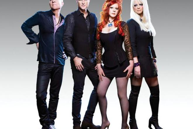 Photo of The B-52s