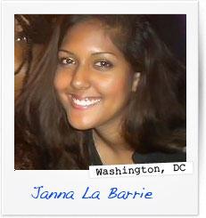 Janna  La Barrie