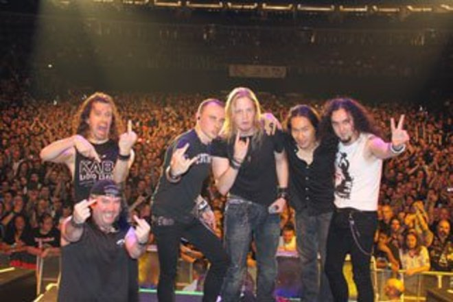 Photo of Dragonforce