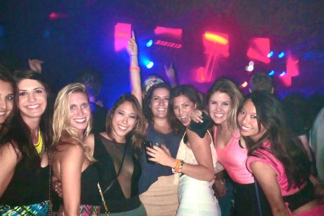 Globespotting: Girls Night Out - 5 of 11