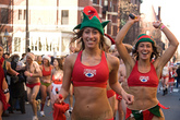 Santa Speedo Run - Holiday Event | Running in Boston.