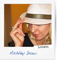 Ashley Dow