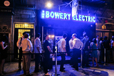 Bowery Electric - Bar | Live Music Venue | Lounge in New York.