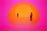 James Turrell: A Retrospective - Art Exhibit in Los Angeles.