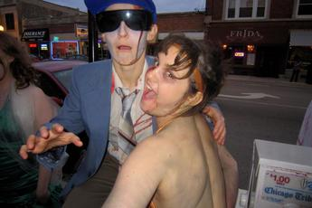 Chicago Zombie March - Special Event   Fitness & Health Event   Costume Party in Chicago.