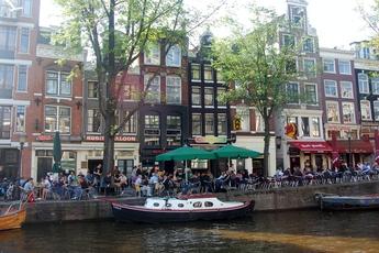 Oude Zijds in Amsterdam