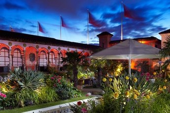 The Roof Gardens Kensington Chelsea London Party Earth