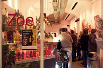 Zoe - Art Gallery | Café | Cocktail Bar in Florence.