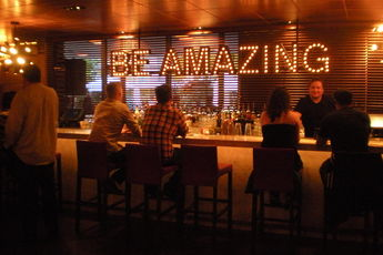 CHAMBERS eat + drink - Fusion Restaurant | Hotel Bar | Lounge | Restaurant in San Francisco.
