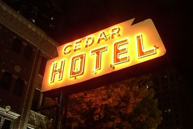 Photo of The Cedar Hotel