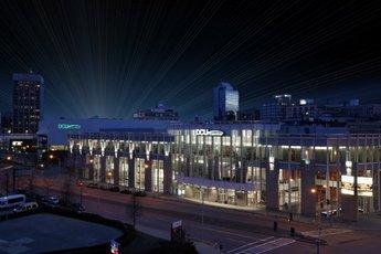 DCU Center (Worcester, MA)  - Arena in Boston.