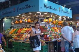 La Boqueria - Market | Shopping Area in Barcelona.