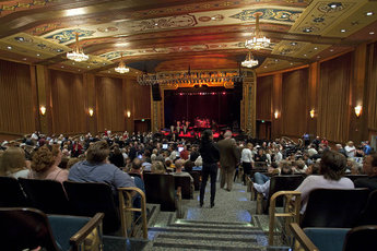 Uptown Theatre Napa (Napa, CA) - Concert Venue in San Francisco.