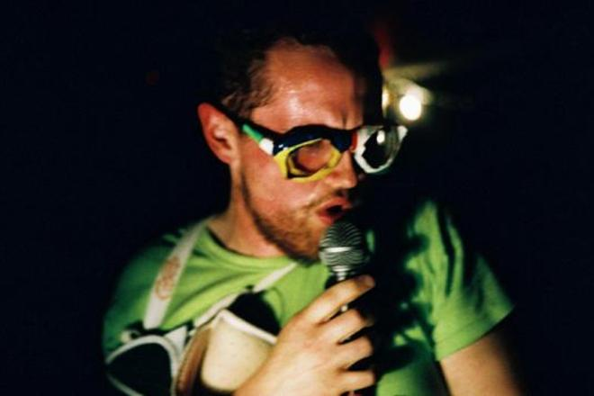 Photo of Dan Deacon
