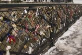 Pont de l'Archevêché (Love Locks Bridge) - Landmark | Outdoor Activity in Paris