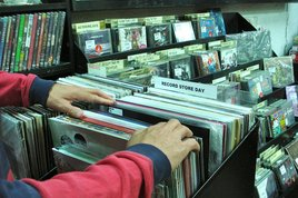 Record Store Day 2014 in Barcelona