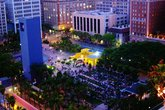 Pershing Square Friday Night Flicks - Movies | Outdoor Event in Los Angeles.