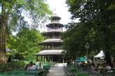 Chinese Tower - Beer Garden | Drinking Activity | Landmark in Munich.