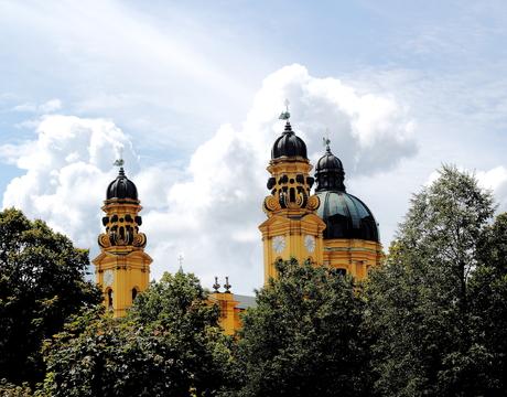 Maxvorstadt, Munich.