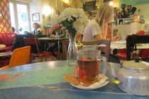 Lolina Vintage Café - Bar | Restaurant in Madrid.