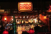 Birds Caf-Bar - Bar | Caf | Restaurant | Burger Joint | New American Restaurant in Los Angeles.