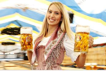 Berlin Oktoberfest on Zentralen Festplatz - Cultural Festival | Beer Festival | Fair / Carnival in Berlin.